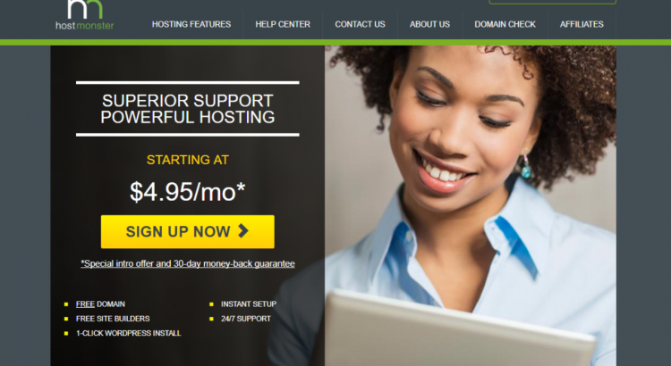 Host Monster Web Hosting