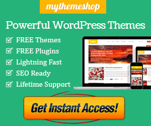 WordPress Themes By MyThemeShop