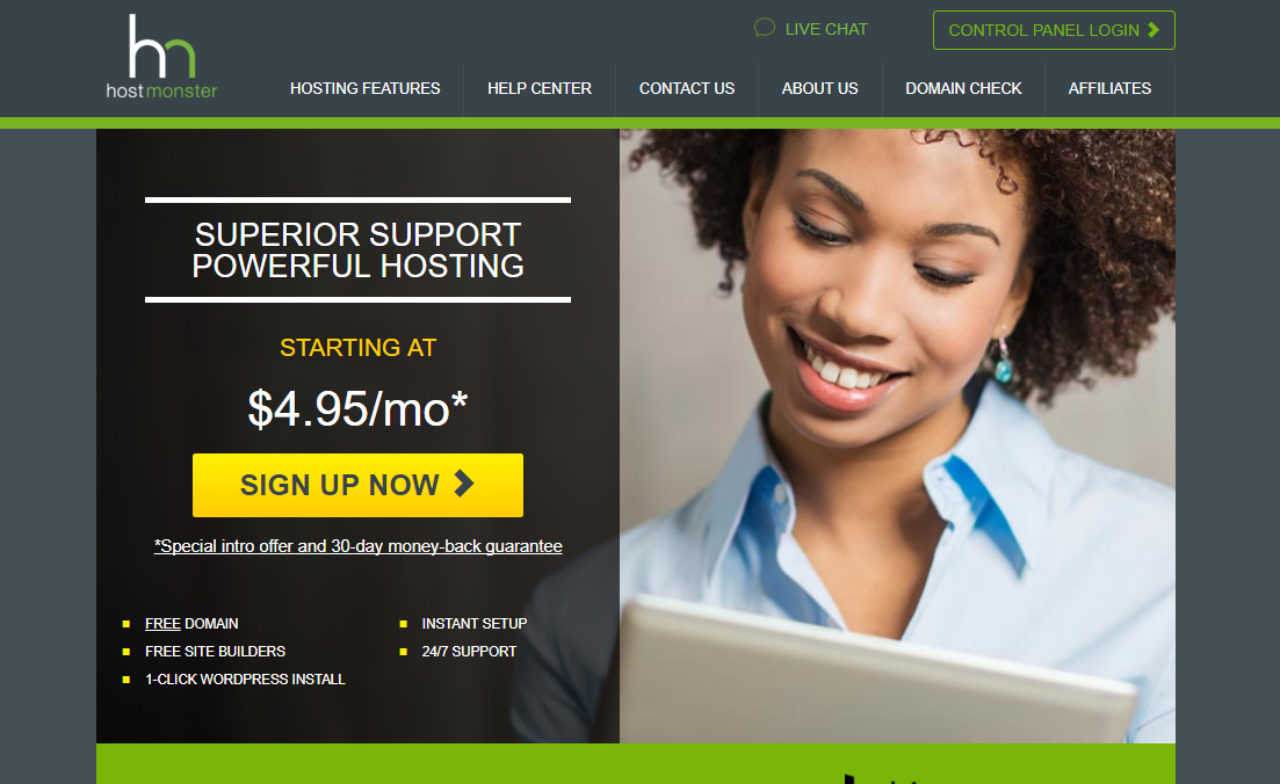 Read more about the article Host Monster Web Hosting