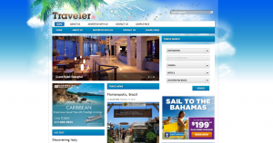 Read more about the article Traveler Magazine WordPress Theme